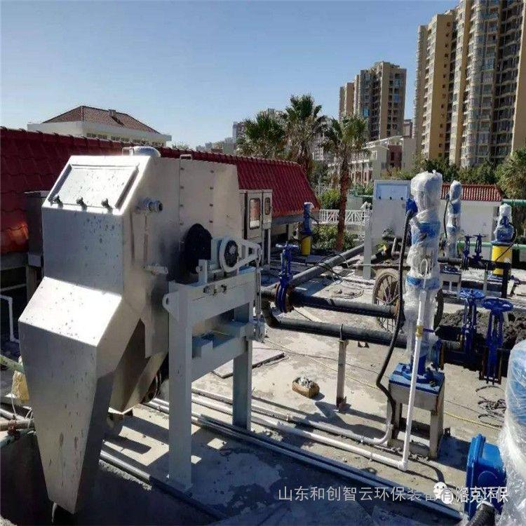 磁混凝污水处理设备