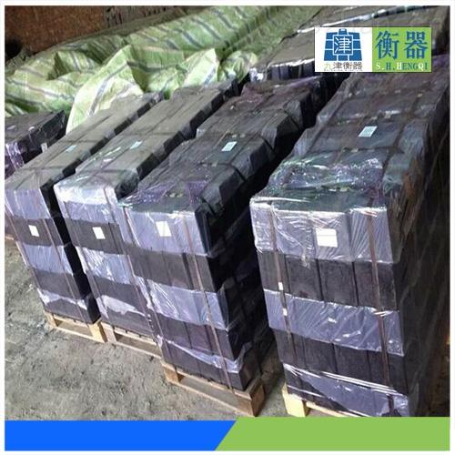 配重25kg纯铸铁砝码生产厂家