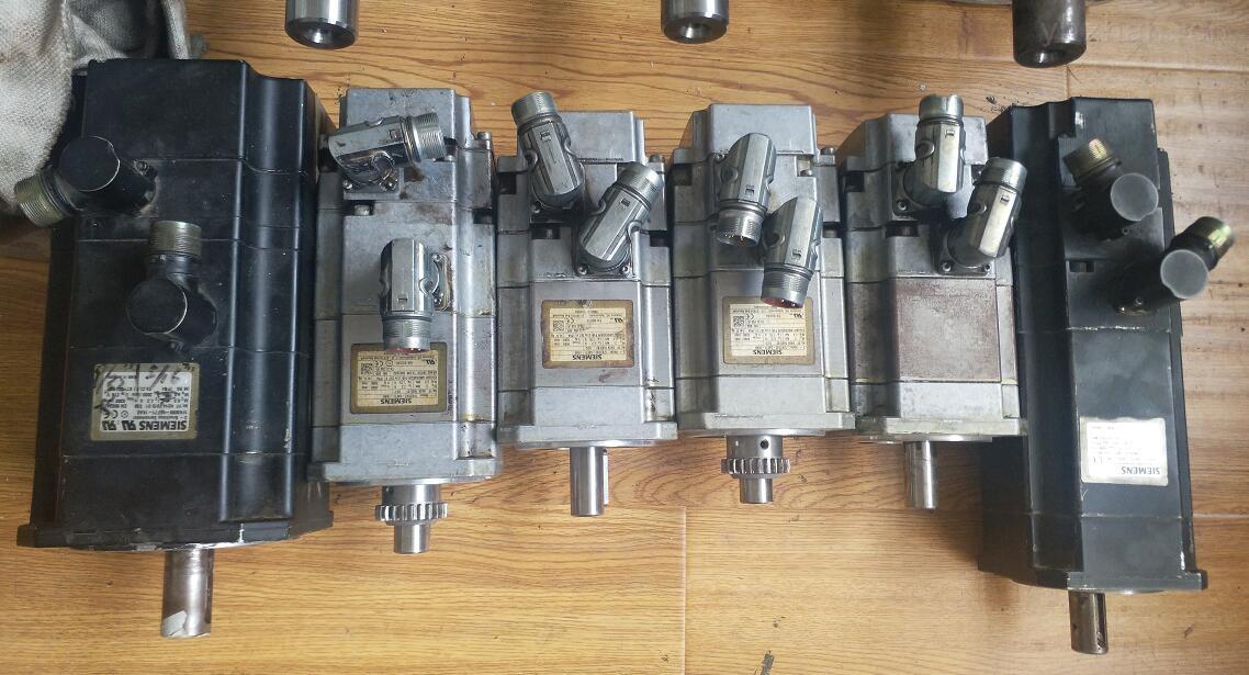 金山西门子840D系统机床主轴电机更换轴承-当天检测提供维修