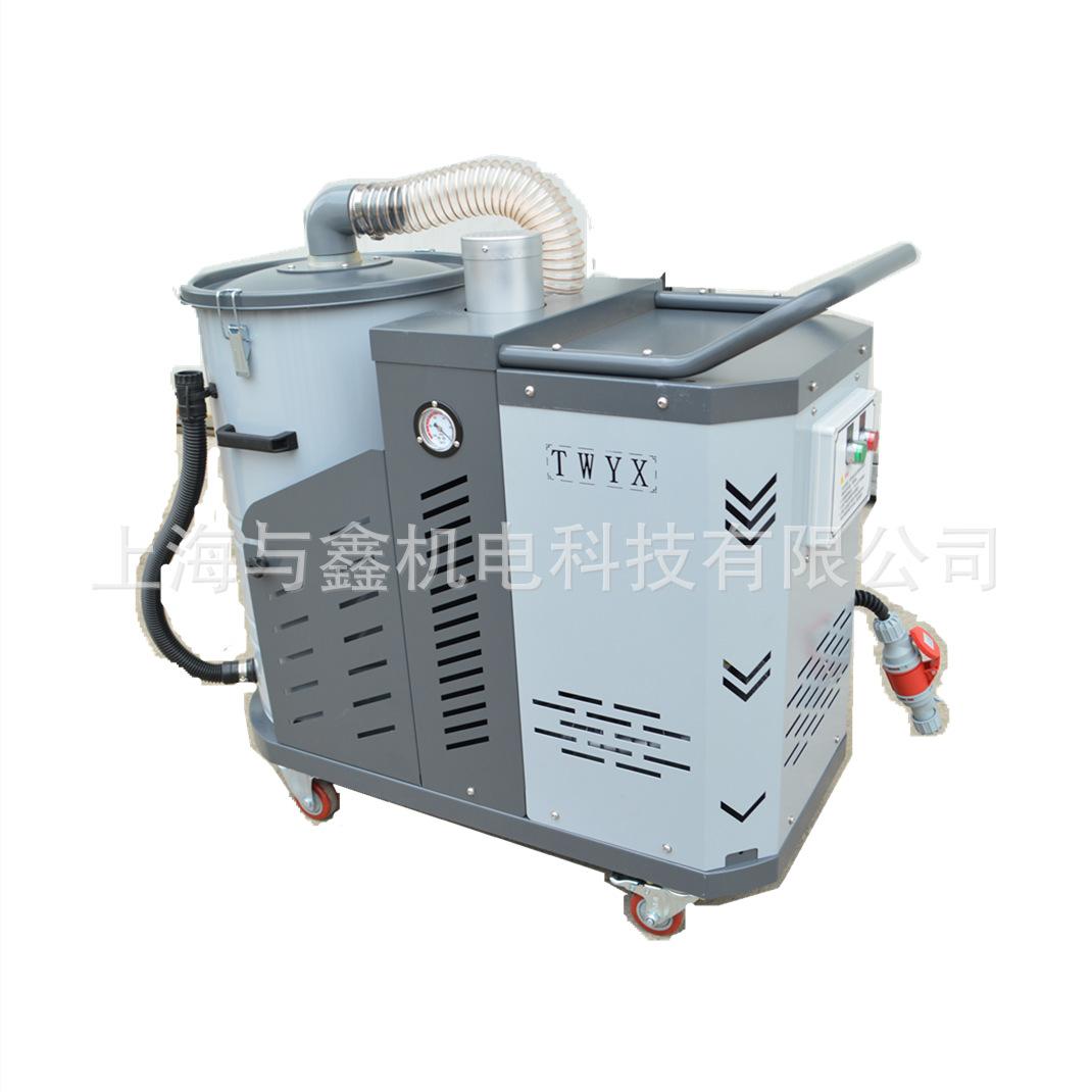 TWYX全风 DH1500工业移动吸尘器 1.5KW干湿两用吸尘器 工业吸尘器示例图6