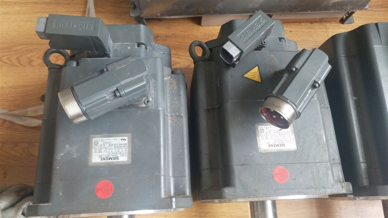 淮南西门子810D系统钻床伺服电机更换轴承-当天检测提供维修