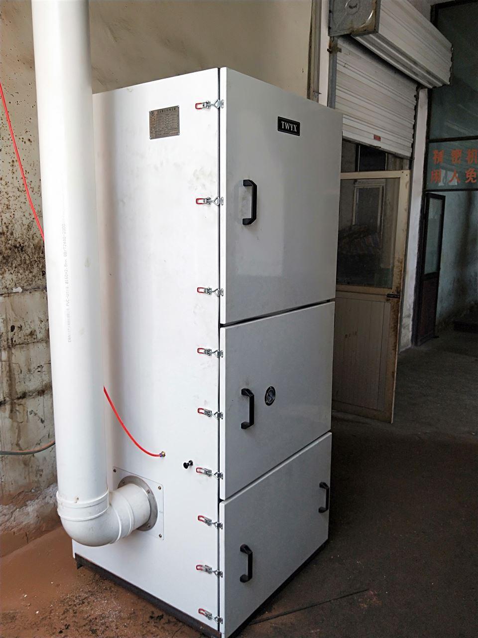 工业脉冲吸尘器 ,磨床粉尘吸尘器示例图16