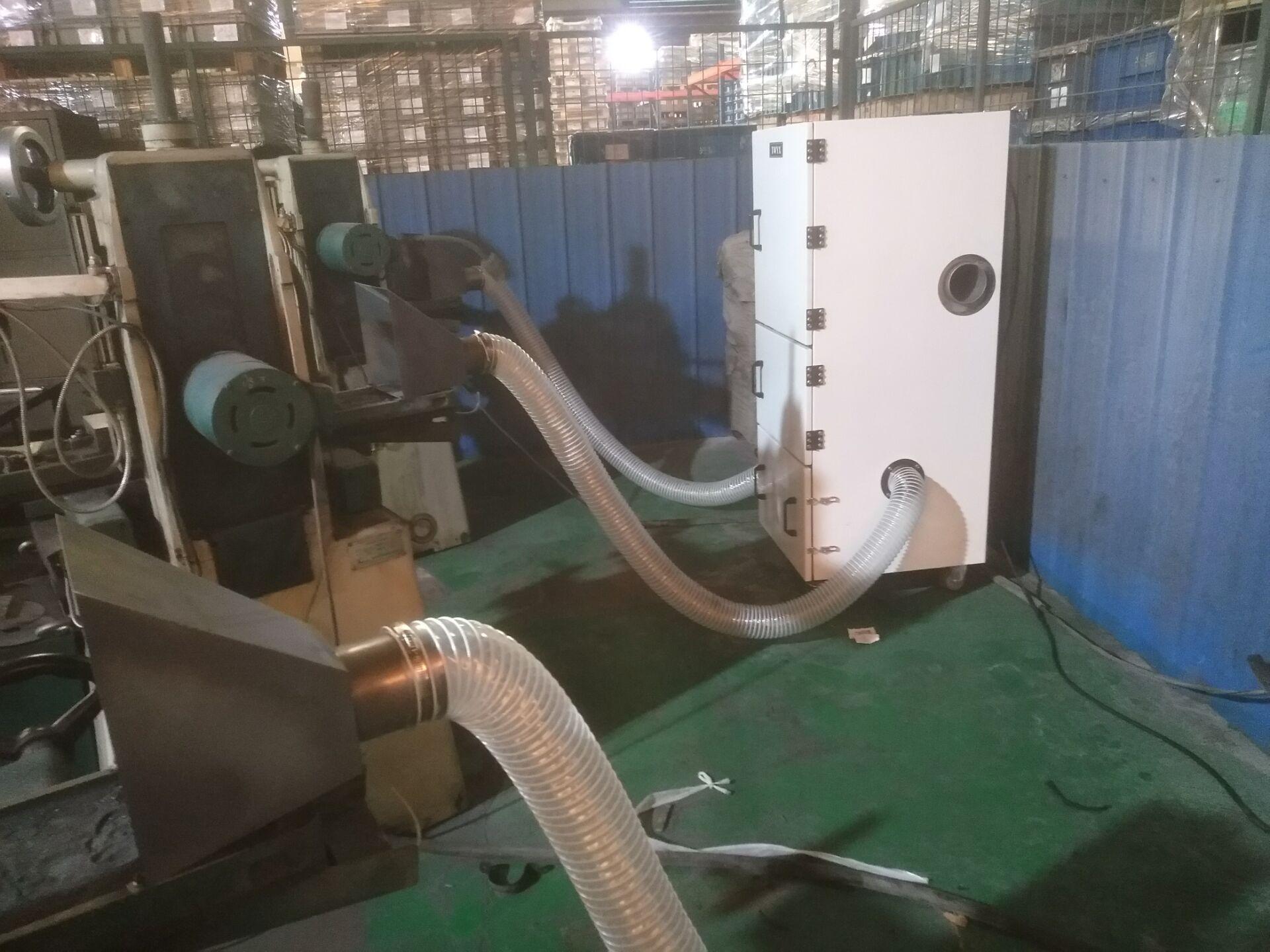 工业脉冲吸尘器 ,磨床粉尘吸尘器示例图25