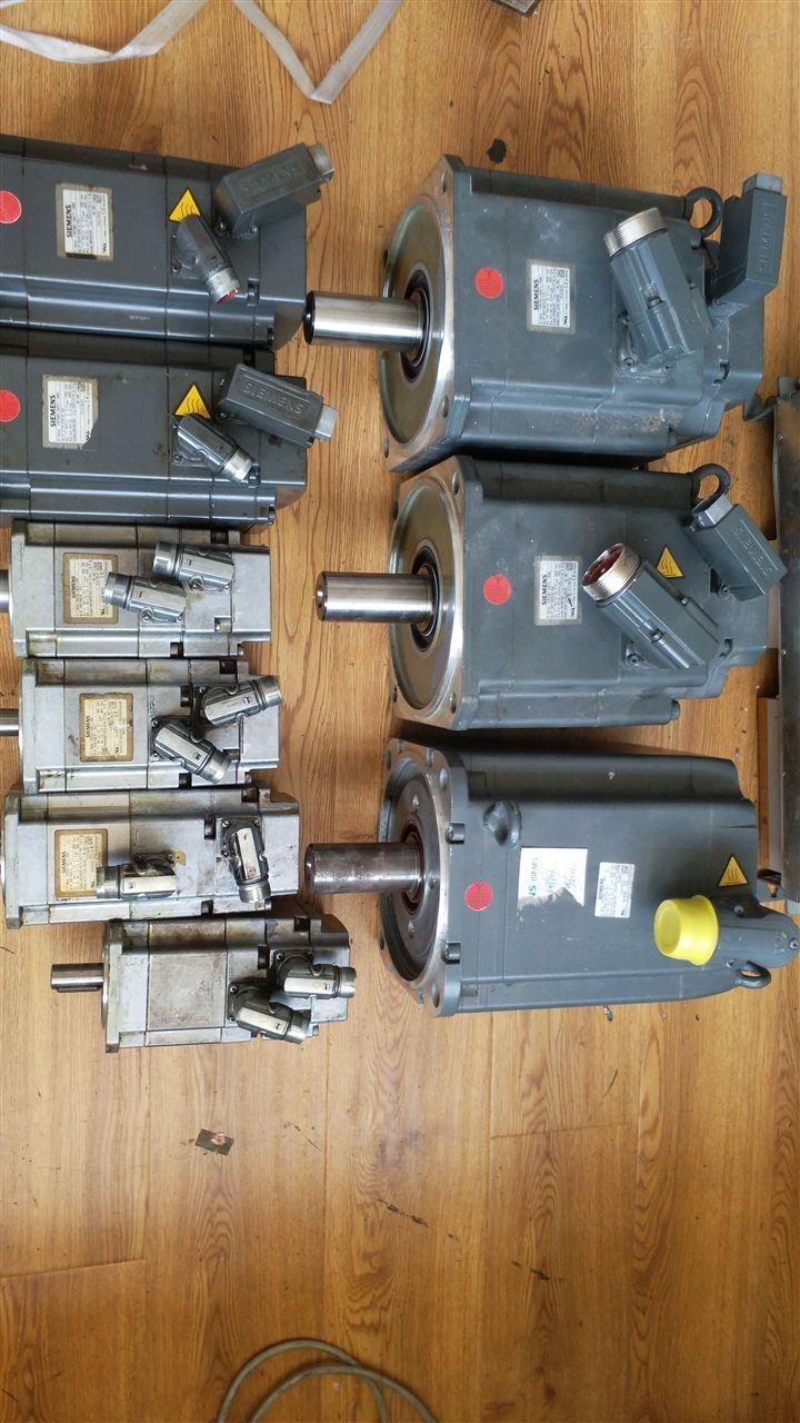 无锡西门子810D系统切割机主轴电机维修公司-当天检测提供维修