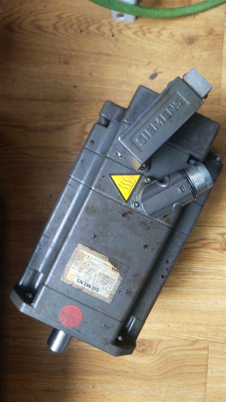 安徽西门子810D系统切割机主轴电机维修公司-当天检测提供维修