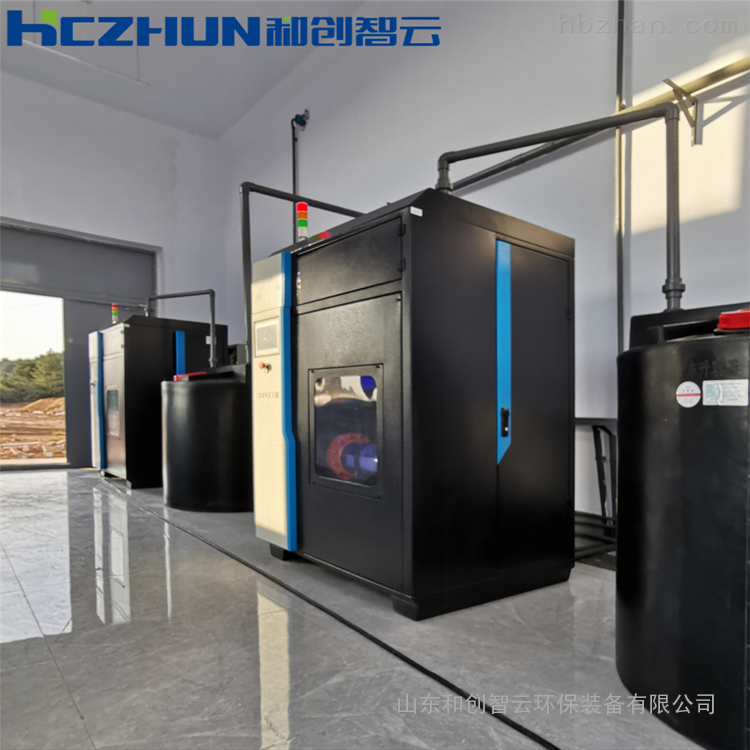 上海次氯酸钠发生器