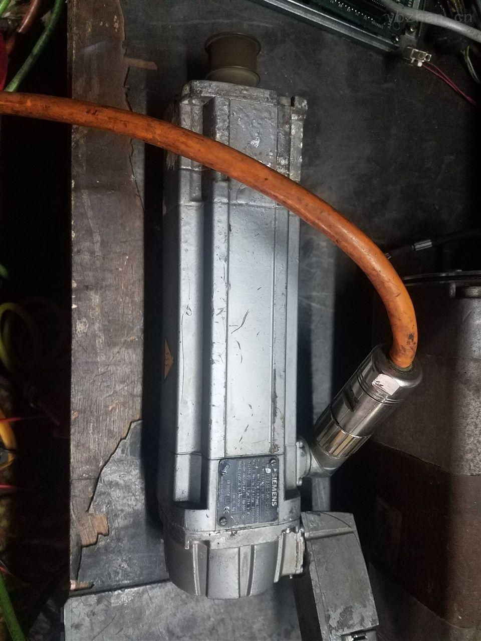亳州西门子828D系统主轴电机更换轴承-当天检测提供维修