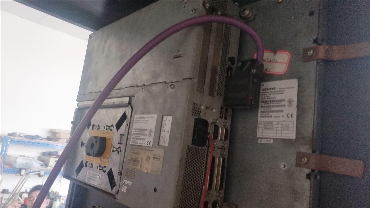 奉贤西门子810D系统钻床伺服电机更换轴承-当天检测提供维修