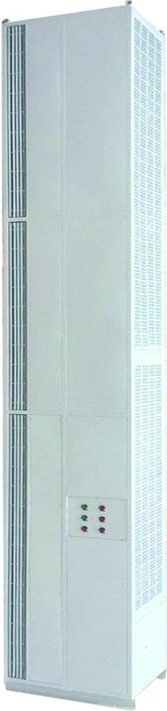 芒市工厂大门侧吹热风幕电压