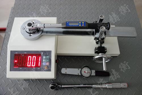 扭力扳手检测仪图片