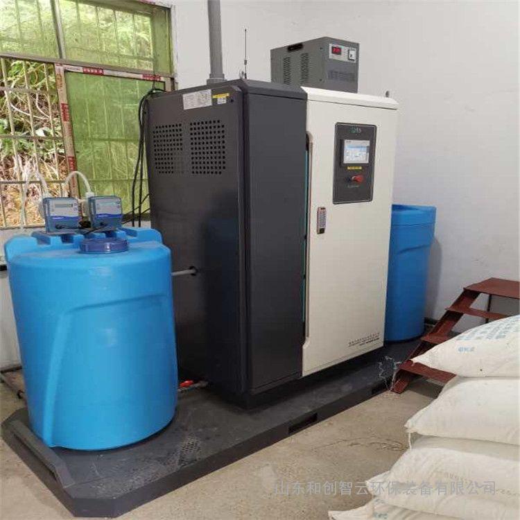 福建自来水厂消毒设备