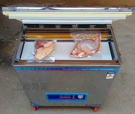 <strong>烤鸭台式真空包装机</strong>