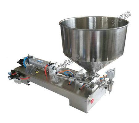 芝麻酱小型灌装机