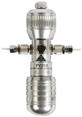 低壓真空手泵PV210