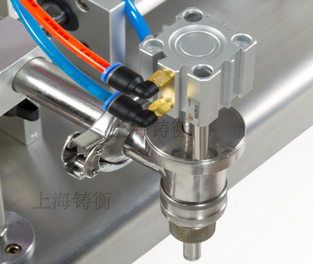 小型液体膏体灌装机