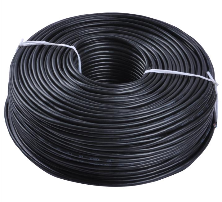 RVV2*1.0國標無氧銅RVV電線電纜廠家