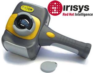 IRISYS紅外熱像儀IRI 2010