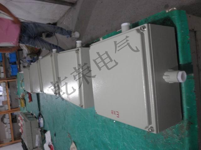 BJX69-DIP系列粉尘防爆接..