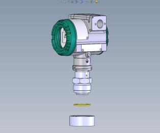 PDS413系列造纸型压力变送器