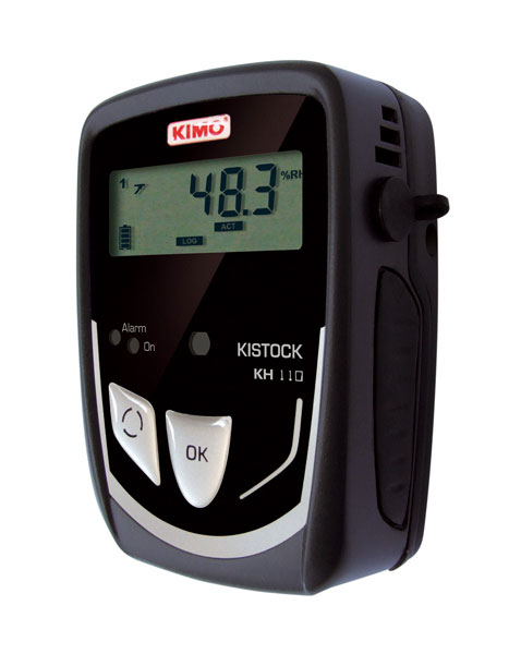 KT110電子式溫度記錄儀
