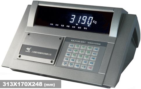20吨电子地磅称重显示器