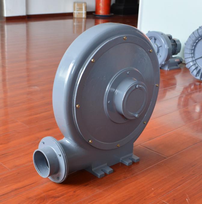 厂家CX-75A/0.75KW中压风机 燃烧机中压风机 燃烧机铝合金鼓风机示例图4