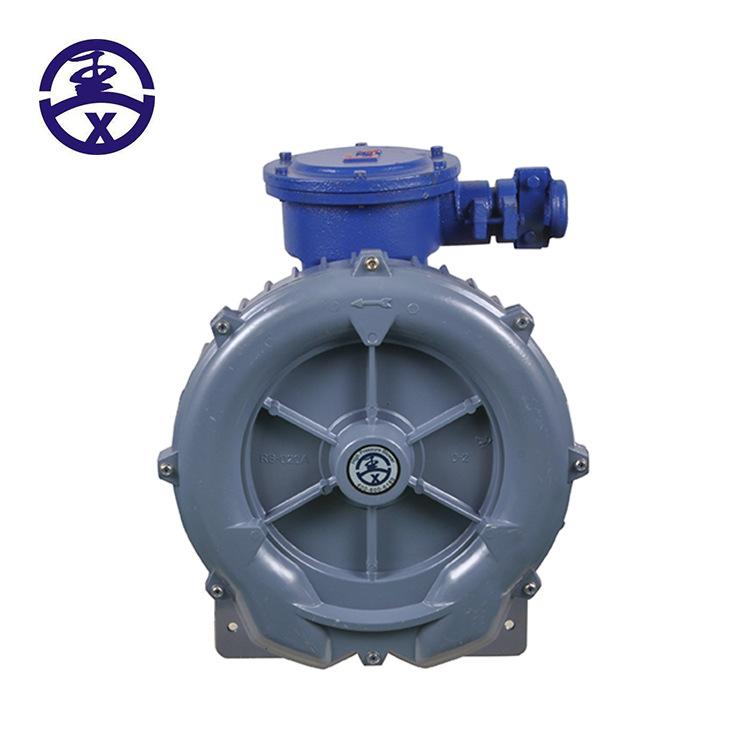 漩涡防爆气泵|漩涡防爆真空泵|旋涡防爆负压气泵 防爆风机 高压防爆示例图3
