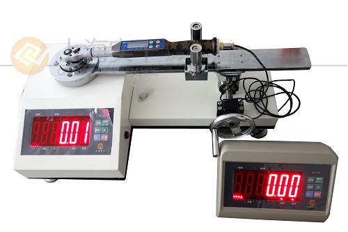 数显式扭力扳手检定仪