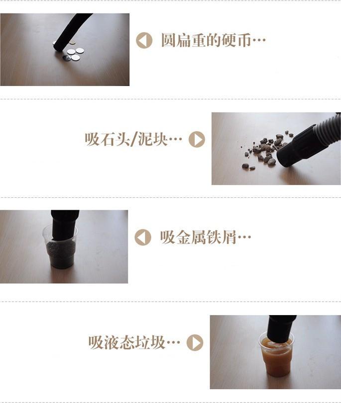 电动防爆工业吸尘器 移动式重型工业吸尘器 地面吸尘器 单机除尘器 脉冲布袋除尘器 小型集尘机示例图5