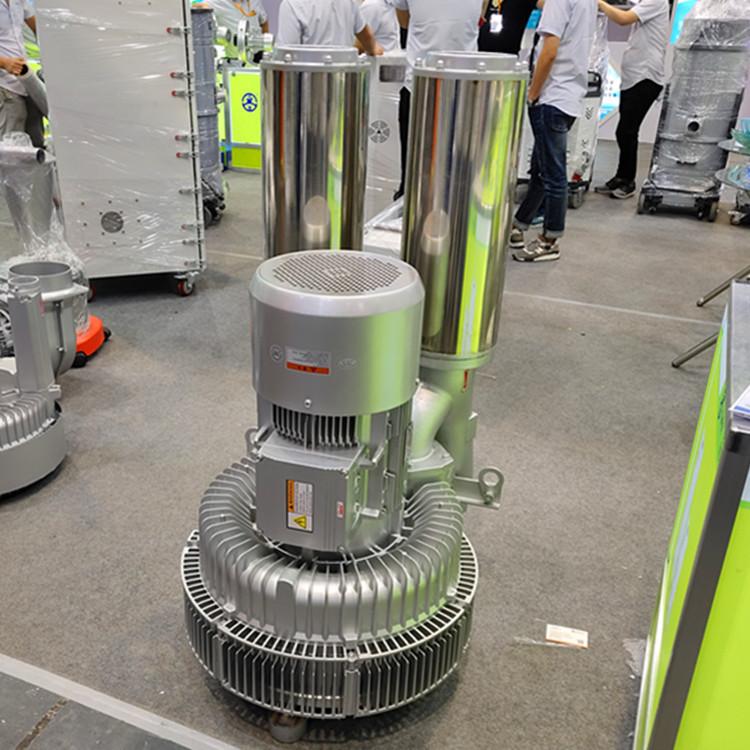 厂家 立式20kw50HZ漩涡气泵  型号LYX-94S-2立式高压漩涡气泵 旋涡式气泵示例图4