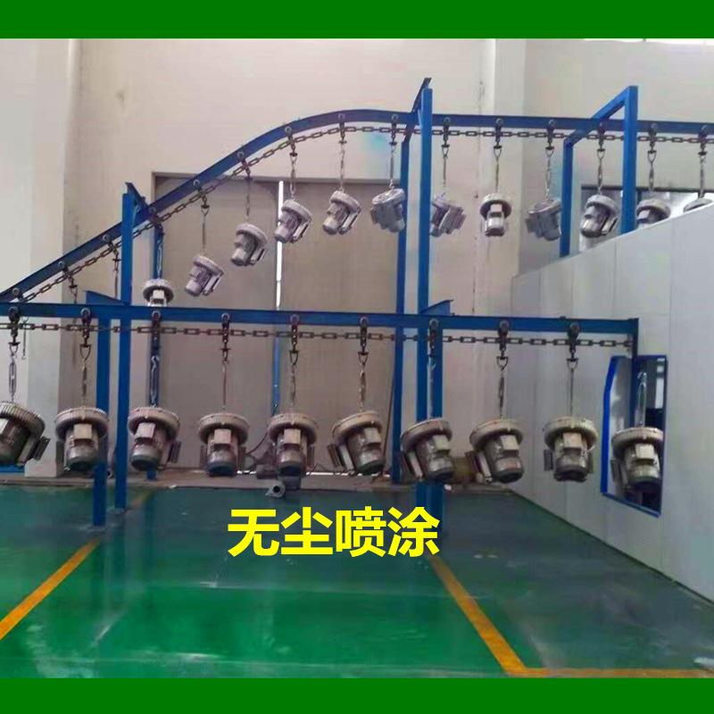 厂家 立式20kw50HZ漩涡气泵  型号LYX-94S-2立式高压漩涡气泵 旋涡式气泵示例图11